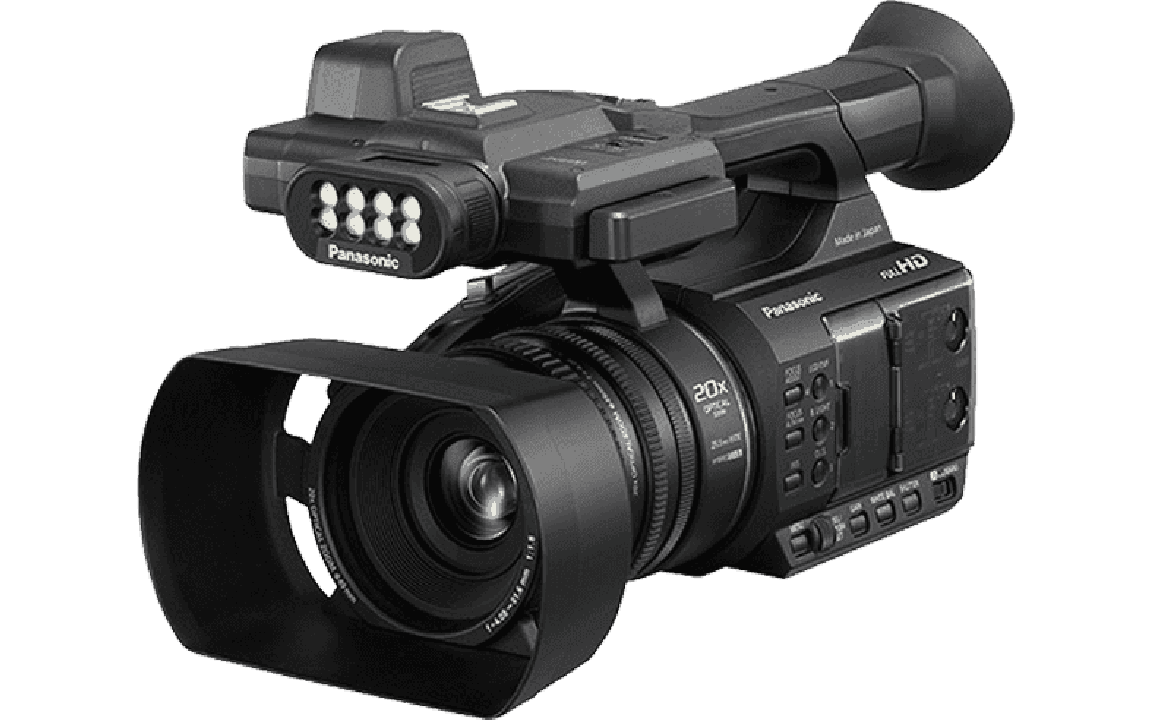 Panasonic AG-AC30 Full HD Camcorder