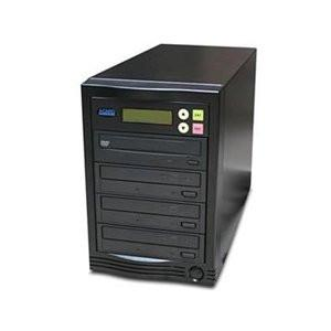 FREE SHIPPING! BnC One to Three CD/DVD Duplicator