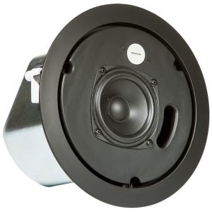 "JBL CONTROL-12 C/T 3"" 2-Way Black Ceiling Speaker  Pair"