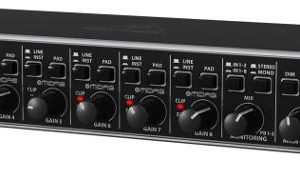 Behringer U-PHORIA UMC1820 18x20 USB 24-bit/96 kHz Audio/MIDI Interface