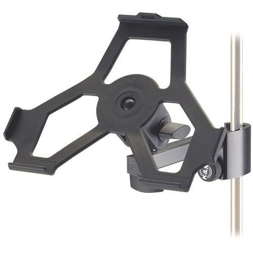 K&M IPad 2 Holder with Clamp Mount
