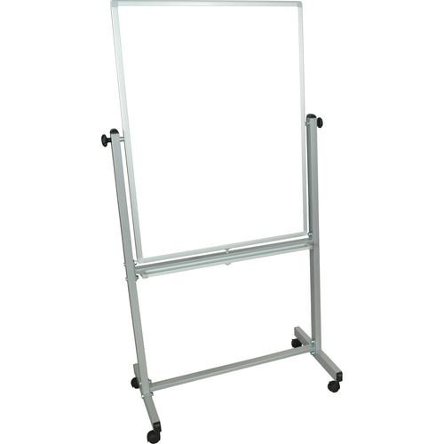 "Luxor MB3040WW Mobile Magnetic Reversible Whiteboard (30 x 39.5"")"
