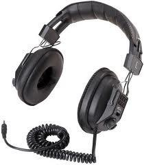 Califone 3068AV Stereo/Mono Switchable Headphones