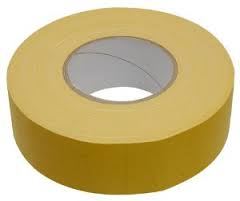 Hosa Gaffers's Tape    Yellow