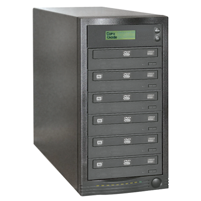 BnC One-To-Five DVD/CD Duplicator