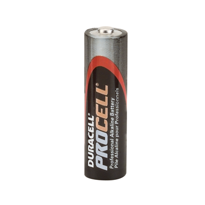 "DURACELL PROCELL ""AA"" BATTERIES"