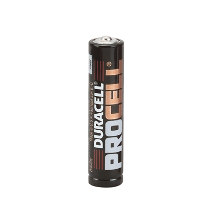"DURACELL PROCELL ""AAA"" Batteries"
