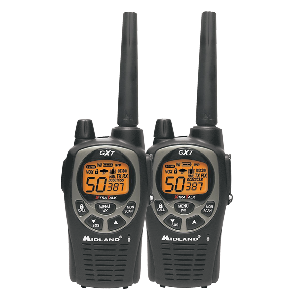 Midland GXT1000VP4 22 Channel Two-Way Radios