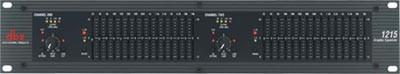 dbx 1215 Dual Channel 15 Band Equalizer