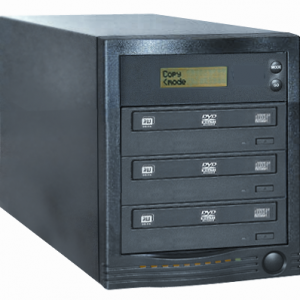 FREE SHIPPING! BNC 1 to 3 CD/DVD Duplicator with 500G HD