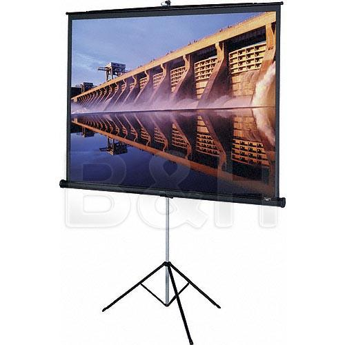 "Da-Lite 72261 Versatol Tripod Projection Screen (50 x 50"")"