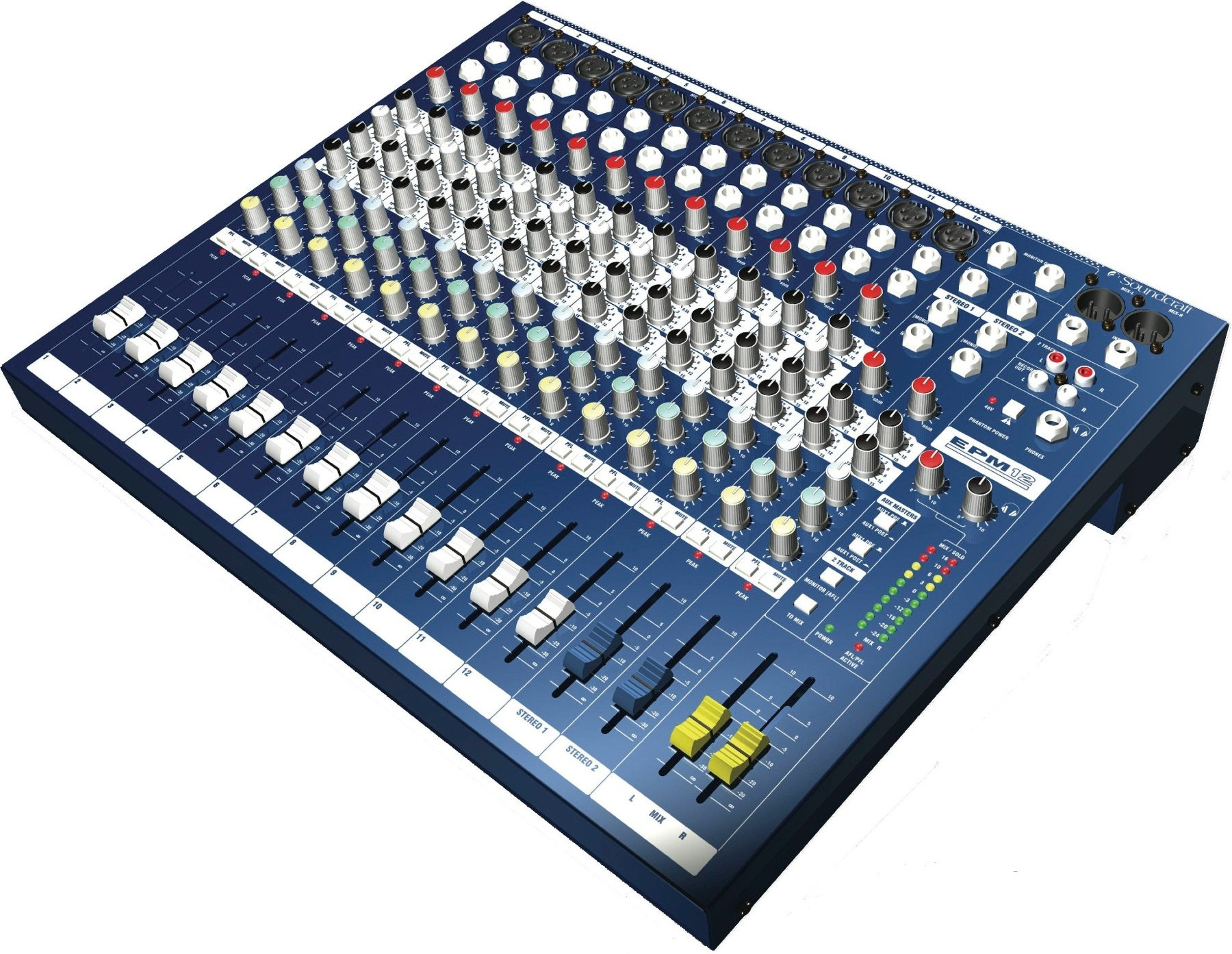 Soundcraft 12 Channel Multi Format Mixer