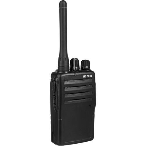 Eartec MC-1000 Plus 2-Way Simplex Radio
