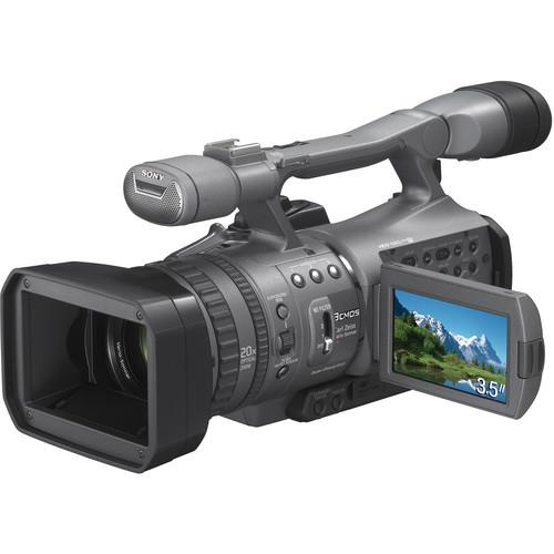 Sony HDR-FX7 3 CMOS HDV 1080i Camcorder