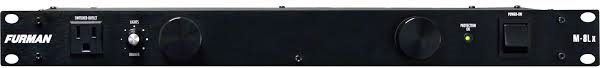 Furman M-8Lx Merit X Series 8 Outlet Power Conditioner