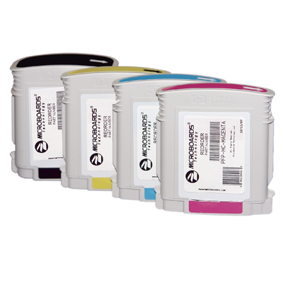 Microboard PF-Pro Print Factory Magenta Ink Cartridge