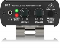 Behringer POWERPLAY P1 In-Ear Monitor Power Amplifier