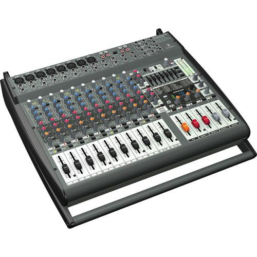 FREE SHIPPING! Behringer PMP4000 16-Channel Powered Mixer