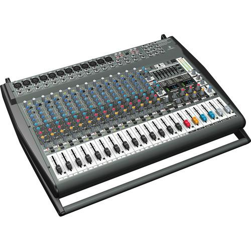 FREE SHIPPING! Behringer PMP6000 20-Channel Powered Mixer