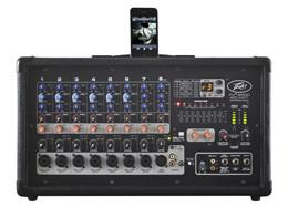 Peavey PVi 8500 8 Channel 600 Watt Powered Mixer
