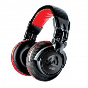 Numark  Red Wave Carbon High-quality Full-range Headphones