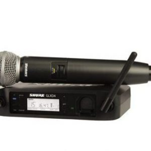 Shure GLXD24 SM58 Handheld Wireless System