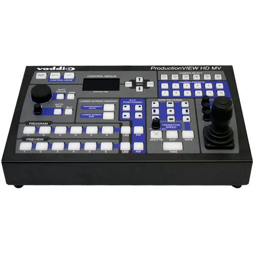 Vaddio ProductionVIEW HD-SDI Camera Control Console