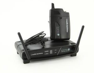 Audio-Technica ATW-1101/L System 10 Digital Wireless Lapel System