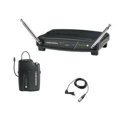 Audio-Technica ATW-901/L System 9 Wireless Lavalier Microphone System