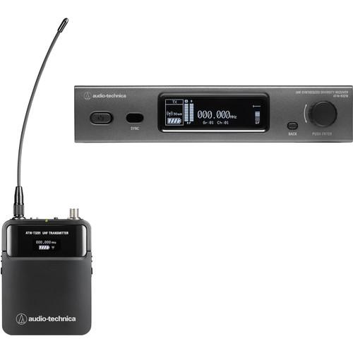 Audio-Technica 3000 Series Wireless UHF Wireless Headworn Microphone System