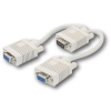 VGA Splitter Cable Y Cable