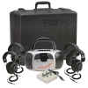 Califone Spirit 1776 4-Position Listening Center