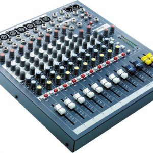 Soundcraft 8 Channel Multi Format Mixer