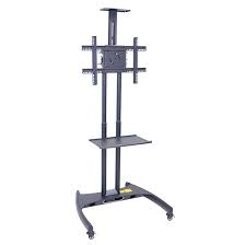 Luxor FP2750 Series - Adj. Height TV Stand