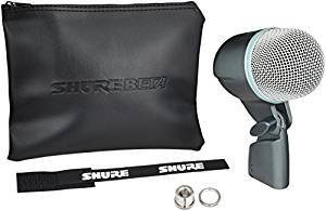 Shure Beta 52A Dynamic Kick Drum Microphone