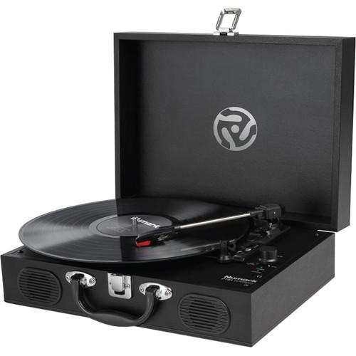 Numark PT01 Touring Portable Suitcase Turntable