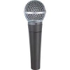 Shure PG58 Dynamic Cardioid Vocal Microphone with XLR Cable