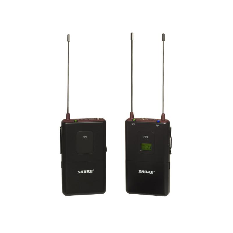 Shure FP Wireless Bodypack System