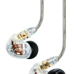 Shure SE535-CL Sound Isolating™ Earphones Clear