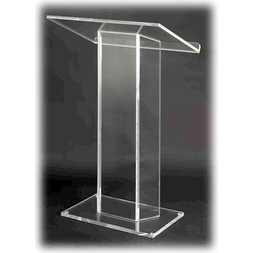 Amplivox SN3055 Clear Acrylic Lecterns