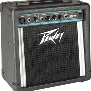 Peavey SOLO-PA Portable Battery-Powered PA/Amplifier