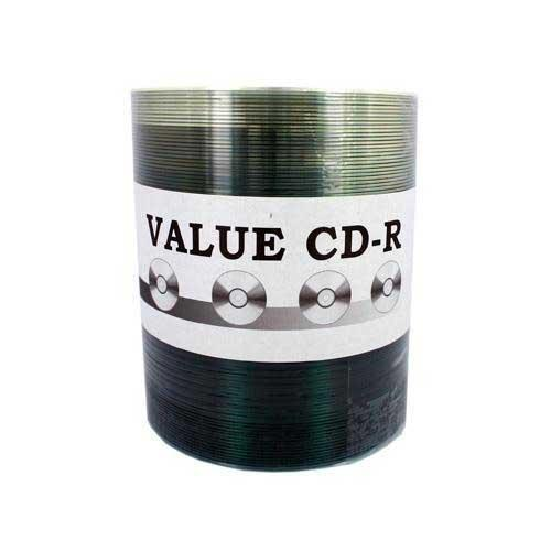 CMC Pro Value Line Silver CD-R JCDR-VALZZSK
