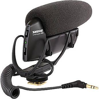 Shure VP83 LensHopper Shotgun Microphone