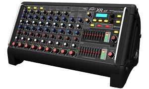 FREE SHIPPING! Peavey XR-AT - 9-ch Powered Mixer with Auto-Tune